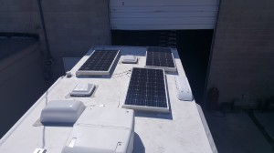 480 watt solar system add on.